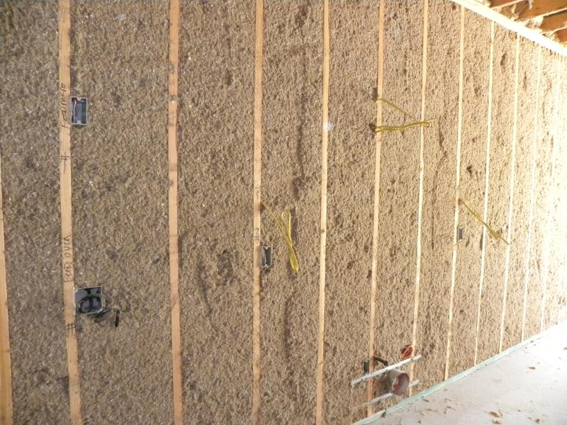 Wall Insulation Blown Cellulose : Insulation walls blown in images
